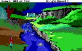 Roberta Williams' King's Quest I: Quest for the Crown DOS How can I get that mushroom? (EGA)