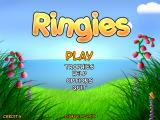 Ringies Windows Main menu