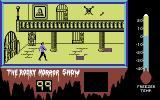 The Rocky Horror Show Commodore 64 Starting location