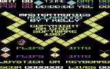 Rollaround Commodore 64 Title screen