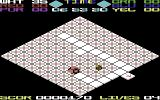 Rollaround Commodore 64 The first level