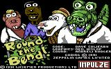 Round the Bend! Commodore 64 Loading screen