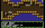 Round the Bend! Commodore 64 Bats are hard to dodge