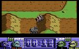 Run the Gauntlet Commodore 64 Racing the same track once again, but this time with tanks
