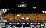 Ruff and Reddy in the Space Adventure Commodore 64 Picked up an item