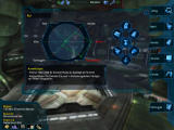 Darkstar One Windows The reputation screen, reputation has quite some impact on gameplay