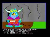 Troll's Tale PC Booter Watch out for the troll (CGA with composite monitor)