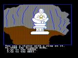 Troll's Tale PC Booter Found a treasure (CGA with composite monitor)