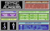 Space Academy Commodore 64 Name your recruit