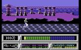Space Academy Commodore 64 The first discipline: running