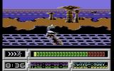 Space Academy Commodore 64 Steeplechase
