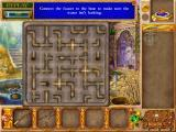 "Magic Encyclopedia: First Story Windows <moby game=""Pipe Dream"">Pipe Dream</moby> mini-game."