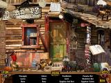 Wild West Quest Windows Barber shop exterior
