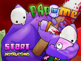 Dad 'n Me Browser Main game screen