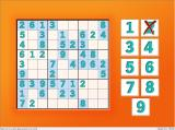 Sudoku Crunch for Kids! Windows Traditional sudoku, with numbers