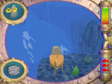 Hilfe! Ich bin ein Fisch Windows Your quest begins deep under the sea
