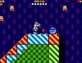 The Ottifants SEGA Master System I can get this Popsicle and I need to kill this ball thing.