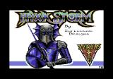 Hawk Storm Commodore 64 Title
