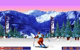 Winter Olympics: Lillehammer '94 DOS The occasional turn however can greatly throw off your game.