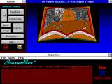 The Palace of Deceit: The Dragon's Plight Windows 3.x Starting location