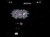 Star Soldier NES An end of level boss
