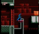 Batman: Return of the Joker NES Stage 2-1: Some moving platforms as seen in Mega Man.