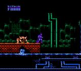 Batman: The Video Game NES Stage 3-1: those big jumping guys are a real pain!