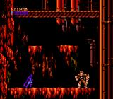 Batman: The Video Game NES The third boss, Electrocutioner