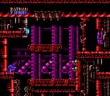 Batman: The Video Game NES The second boss is the Machine Intelligence System.