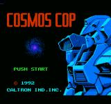 6-in-1 NES Cosmos Cop title screen