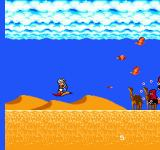 6-in-1 NES Firing at an enemy.