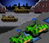 War 2410 SNES Attacking a well guarded enemy
