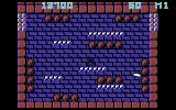 Mighty Bombjack Commodore 64 A dark room