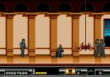 Batman: The Video Game Genesis At the Flugelheim Museum, it is better to beat all enemies quickly before the screen gets crowded.