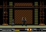 Batman: The Video Game Genesis The last boss at Gotham City Street