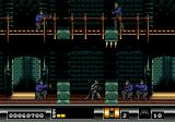 Batman: The Video Game Genesis Batman arrives at the crowded Gotham Cathedral.