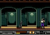 Batman: The Video Game Genesis The second face off with that guy from the Flugelheim Museum. I guess this time Batman won't flee with his grappling hook.