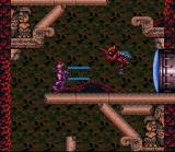 Super Metroid SNES Ice beams can freeze enemies, but some are immune
