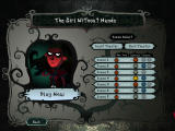 American McGee's Grimm: The Girl Without Hands Windows Scene selection (dark theatre)