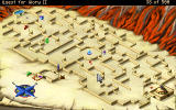 Quest for Glory II: Trial by Fire Windows Newly bought map allowing quick transportation