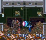 Mega Man X2 SNES The robot junkyard
