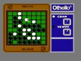 Othello NES A game in progress