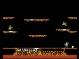 Joust NES Beginning a game