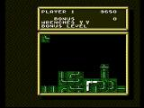 Pipe Dream NES The bonus round