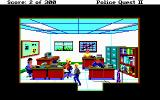 Police Quest 2: The Vengeance DOS Narcotics office