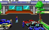 Police Quest 2: The Vengeance DOS At Oak Treek Mall