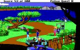 Police Quest 2: The Vengeance DOS Cotton Cove