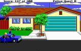 Police Quest 2: The Vengeance DOS Marie's house