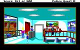 Police Quest 2: The Vengeance DOS Is that Larry?