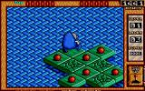 Bombuzal Atari ST First level in 3D